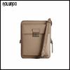 Elegant Custom Brand Men Genuine Leather Bag