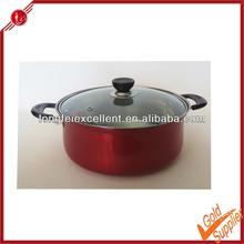 Pentola di acciaio inossidabile kinox rena ware pentole non- bastone cookwares