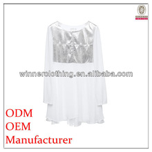 ladies fashionable short white fairy wings dress with design