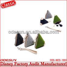 Disney factory audit manufacturer's felt bag 143304