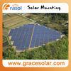 5MW Solar Power Plant Ground Mounring System