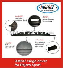 auto accessories cargo cover for pajero sport retractable rear cargo cover