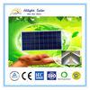 130 watt Polycrystalline solar panel for home use