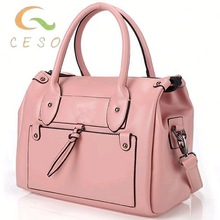 2016 Promotional Korean Style handbag,hard handbag