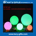 rgb colorida piscando orbs ao ar livre luz led bola mudar de cor