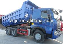 dump truck 380hp HOWO A7 japan used dump trucks for sale
