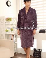 Oeko-Tex 100 Mens Dressing Gown Coral Fleece Bathrobe Housecoat M L XL XXL