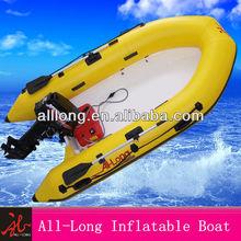 All-long Fiberglass Inflatable Boat for sale---RIB360