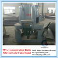 Concentrador knelson, centrífugo concentrador de ouro da china