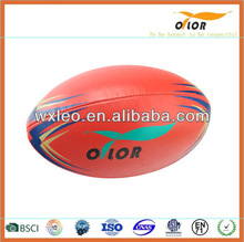 Hot sale !custom rugby ball,rugby ball manufacturer
