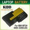 Oem Notebook External Battery For Lenovo Ibm Thinkpad T20 T21 T22 Series bateri laptop