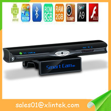 Best Android 4.2 TV Box V3II Quad Core TV SAM Built-in 5.0PM Camera
