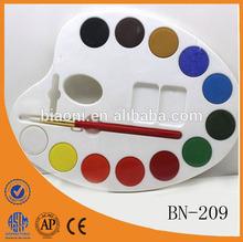 Hot sale 12 Water Color Set For Paint Art Set
