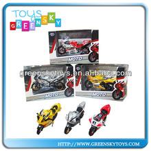 1:24 scale diecast toy children motorbike