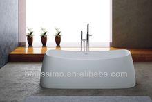 Best Sell 2015 bathtub, Resin Stone baths, Stand bathtub BS-8642