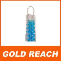 Cheap Promotional Pvc Gel Wine Cooler Bag