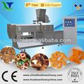 milho torrado sopro extrusão merendas máquina de fabricação