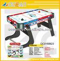 2014 جديدة mdf هوكي الجليد لعبة الطاولة للبالغينماء oc0168823 الطفل
