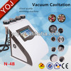 Best Bipolar ultrasonic cavitation tripolar rf slimming Liposuction Cavitation Vacuum Slimming Machine