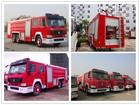 HOWO 6X4 15000L large fire truck for sale!!(water tank fire trcuks)