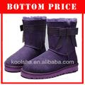 vente chaude en cuir pour femme bottes filles chaussures casual