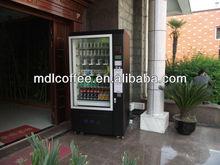 T-Shirt/snack/drink /frozen food/ bread/pizza/cigarette vending machine with compressor LV-205L-610
