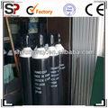 O2/de oxígeno de almacenamiento de gas del cilindro