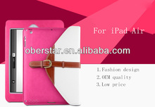 For iPad Air 360 Degree Rotating Buckle Design Case
