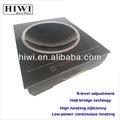 2014 ultra delgado 3000w gama wok de cocina o cocina de inducción comercial
