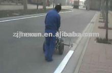 Cold Spraying Traffic Line Road Stripping Marking Machine