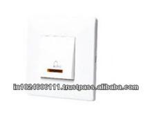 Modular Bell Push Switch