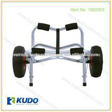 Lightweight Aluminum Folding Hand Beach Trolley