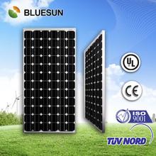 Bluesun brand best price mono 210w ul listed solar panels