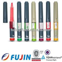 Insulin gel pen for promotional product/highlighter pen