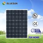 Bluesun best price mono 200w ultraviolet solar panels