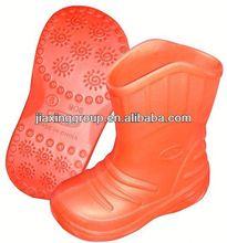Confortável injeção neoprene botas de pesca para ao ar livre e promoção luz e comforatable
