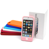 2014 hot selling simple style soft silicone rubber phone cover case for iphone 5 5S