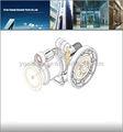 A máquina do elevador motor vl 100- clindas elevador