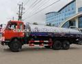 dongfeng 153 recipiente de leite do tanque do caminhão