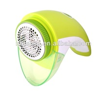 Electric lint remover/clothes shaver