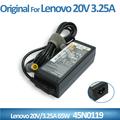 Für lenovo x300 laptop 100% original ac/DC-Adapter 20v 3.25a 65w