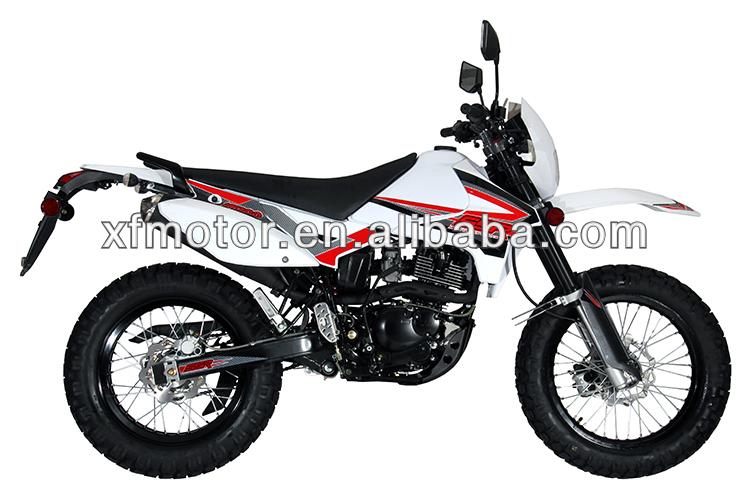 200cc EPA off road dirt bike