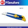 Professional 18mm plastic paper cutting knife, utility knife with twist lock