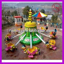 Fairground Honey bee ride! kids carnival games for sale