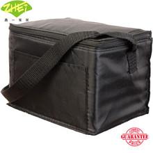 Aluminum foil insulated lunch cooler bag zero degrees inner cool lunch bag
