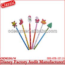 Disney factory audit manufacturer's christmas pencil 143430
