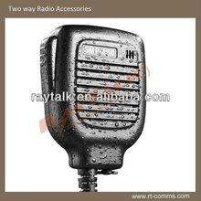 interphone/walkie talkie / two way radio speaker microphone