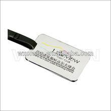 top quality luggage tag,luggage tags custom,zinc alloy luggage tag