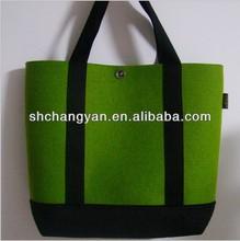 Shopping bag Wool Felt Bag Design