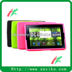 High performance waterproof silicon tablet case cover for 8 inch tablet